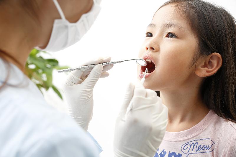 当院の小児歯科